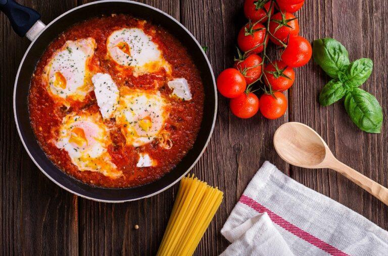 Kulinarnych inspiracje z kuchni Starego Kontynentu