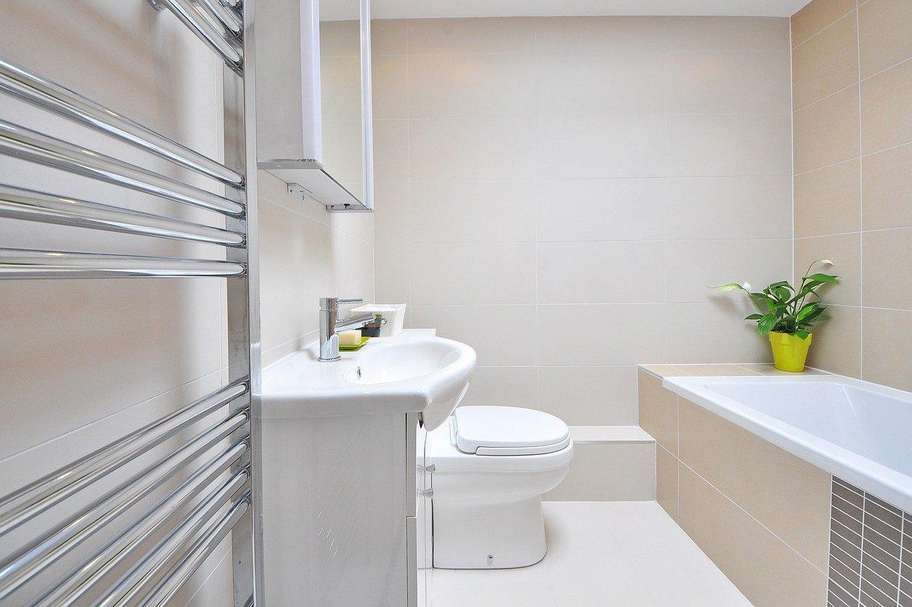Systemy spłukujące do łazienki