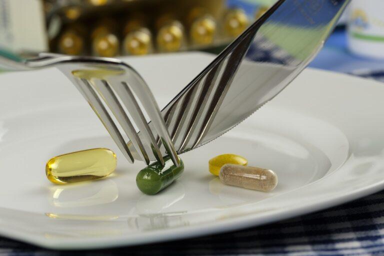 Rynek suplementów diety wzrośnie o 5% rocznie w latach 2020-2024
