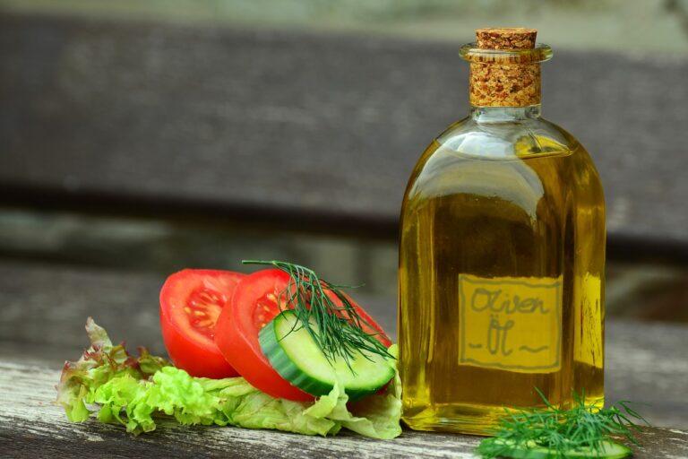Czy olej w diecie może być zdrowy?