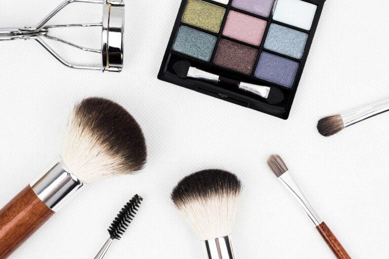 Pędzle do makijażu – jak myć?