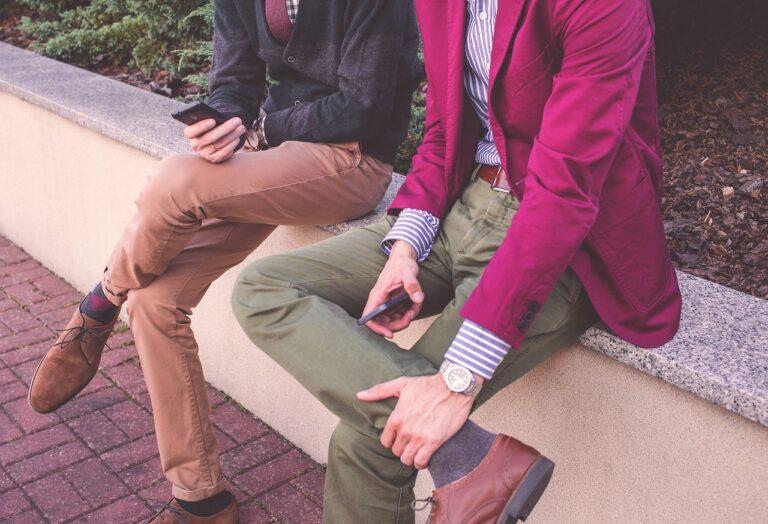 Paski męskie – stylowe i eleganckie