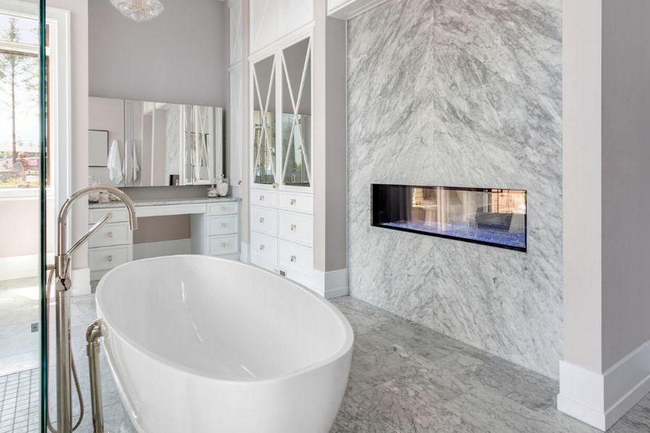 Co zamiast płytek w łaziece?